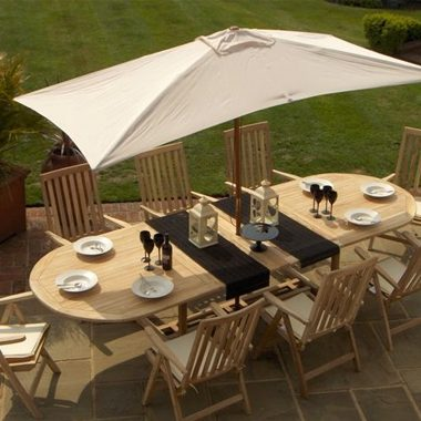 Boston Multi Position Chair 3.0mtr Oval Extension set